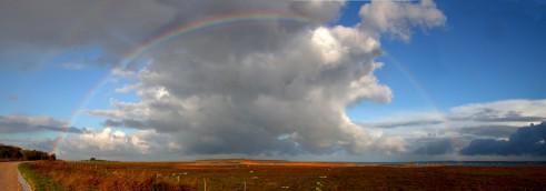 Under the rainbow... (c) Timo Nuoranen