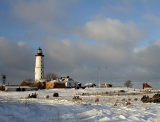 Majakka tammikuussa (c) Timo Nuoranen