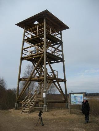 Ilmatsalun uusi torni (c) Pertti Linna