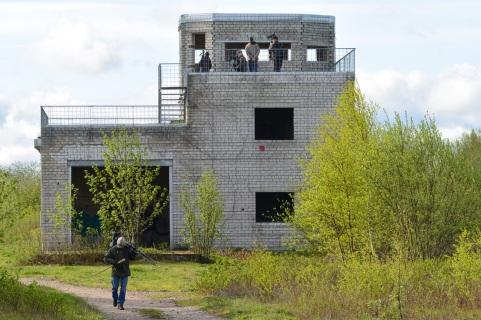 Paljassaaren Pohjoisempi torni (c) Pentti Selin