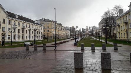 Sillamäen keskikaupunkia (c) Timo Nuoranen