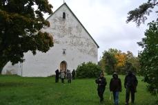Vormsin kirkko (c) Pentti Selin