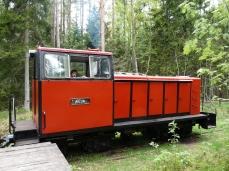 Junalla pääsee... ainakin kesällä (c) Juha Metso