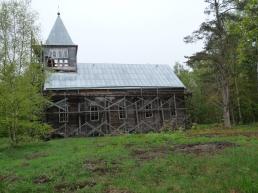 Naissaare kirik ..(c) Juha Metso
