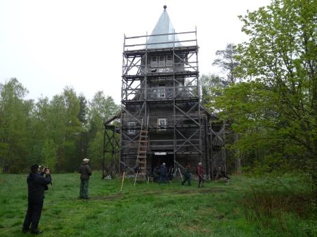 .. oli remontissa 2010 (c) Juha Metso