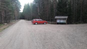 P-paikka (c) Timo Nuoranen