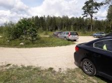 Parkkipaikka (c) Timo Nuoranen